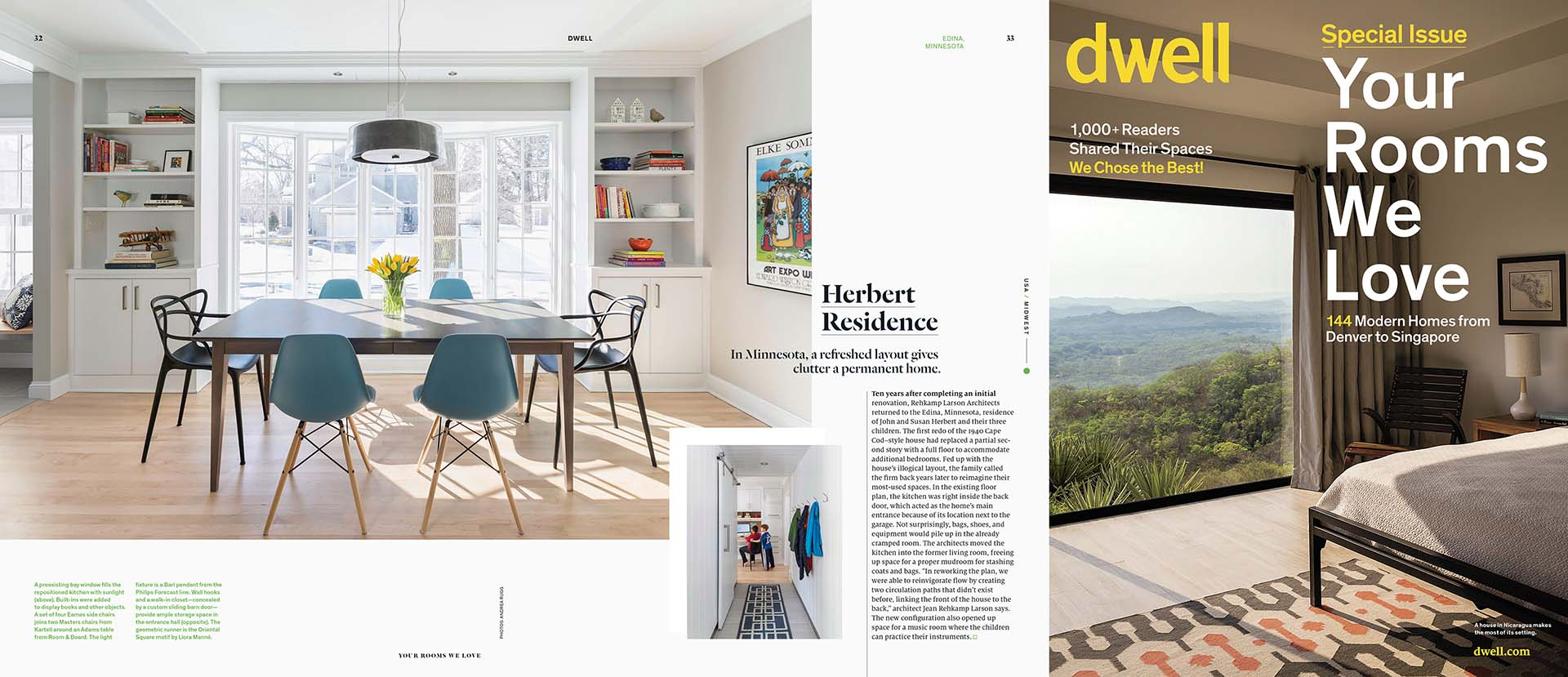 Andrea Rugg Photography | Dwell Magazine - Your Rooms We Love ...